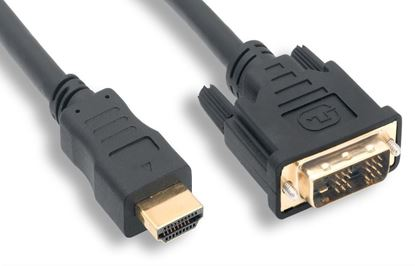 Picture of HDMI to DVI Cables